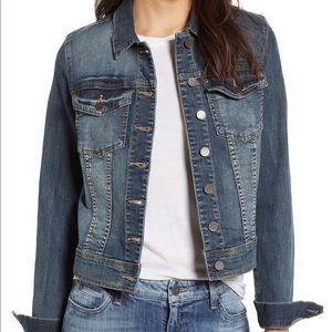 Kut from the Kloth 'Helena' Jean jacket
